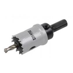 Scie cloche à bois HSS bi-métal Ø 44mm de marque Kreator, référence: B4038500