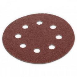Lot de 5 disques auto-aggripants - grain 180 - Ø 115 mm de marque Kreator, référence: B4048100