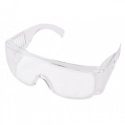 Sur-lunettes de protection transprarentes polycarbonate de marque Kreator, référence: B4056300