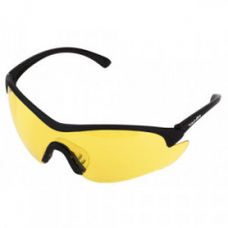 Lunettes de protection jaunes de marque Kreator, référence: B4056800