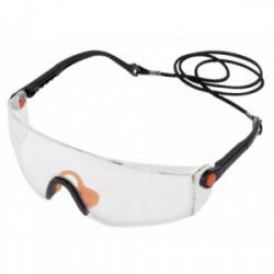 Lunettes de protection avec cordon de marque Kreator, référence: B4057000