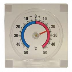 Thermomètre d'extérieur adhésif fenêtre de marque FAITHFULL, référence: J4059100