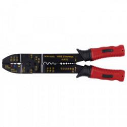 Pince à cosses avec poignées ergonomiques 230 mm de marque Kreator, référence: B4093900