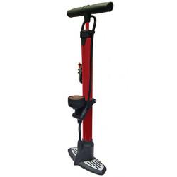 Pompe à main pour vélo avec manomètre de marque FAITHFULL, référence: B4094300