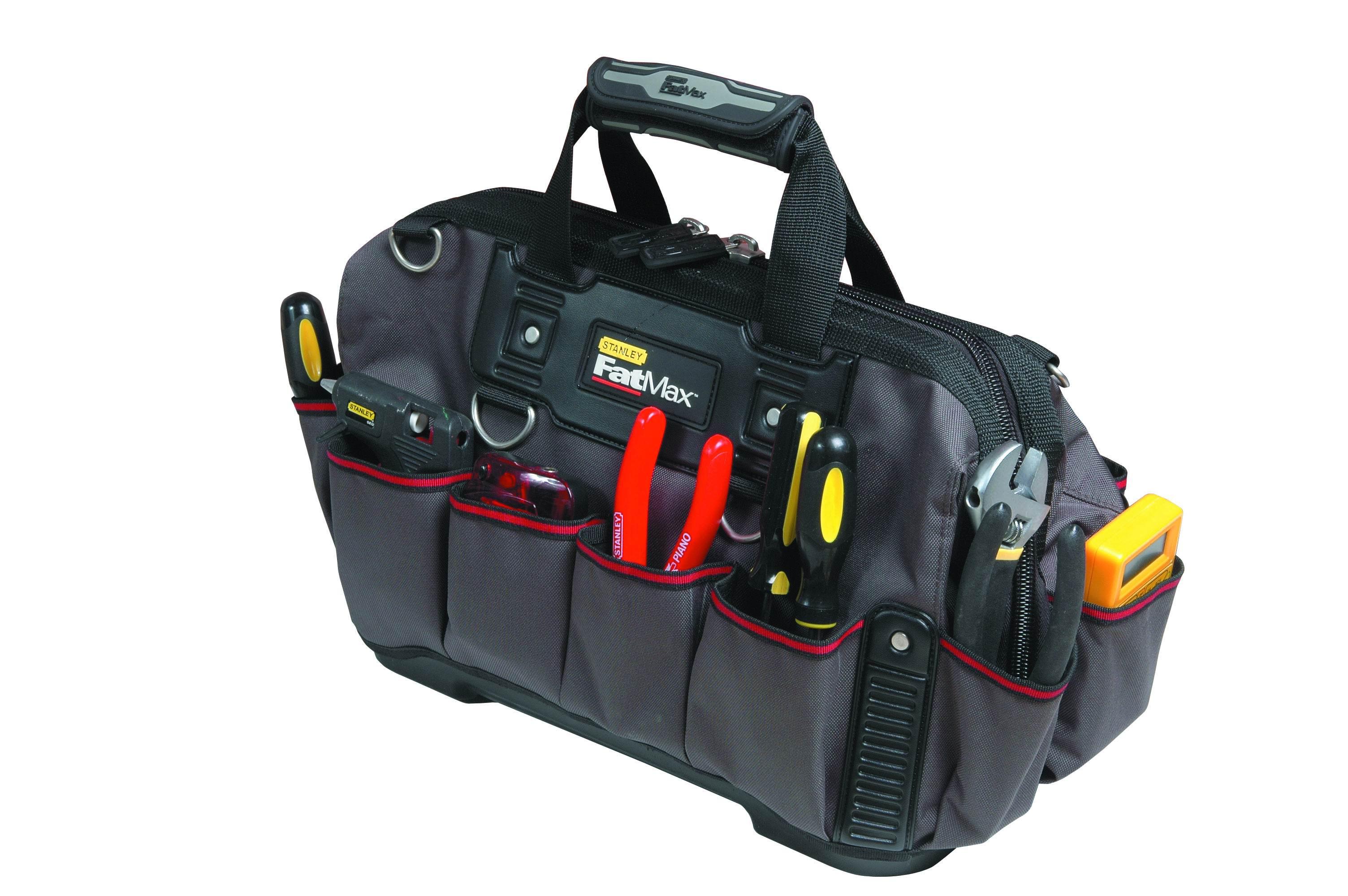 Sac porte outils souple 490 x 260 x 100 mm
