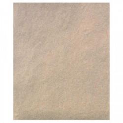 Papier silex 23x28 cm gr.40  - Lot de 4 feuilles de marque OUTIFRANCE , référence: B4111100
