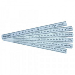 Mesure pliante en fibre de verre 1 m de marque OUTIFRANCE , référence: B4114100