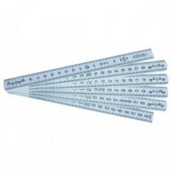 Mesure pliante en fibre de verre 2 m de marque OUTIFRANCE , référence: B4114200