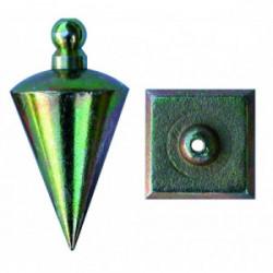 Plomb de mécanien toupie Ø 40mm 200g de marque OUTIFRANCE , référence: B4114600