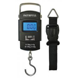 Dynamomètre digital 50 kg de marque FAITHFULL, référence: B4120100