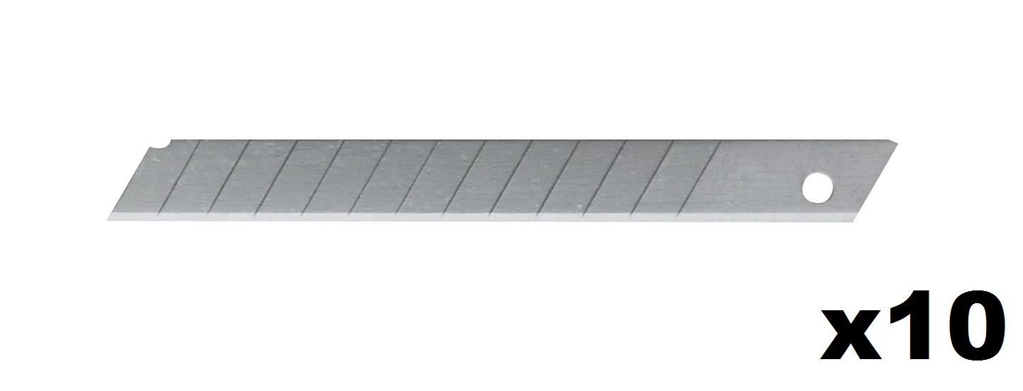 Distributeur de 10 lames de cutter 9,5 mm