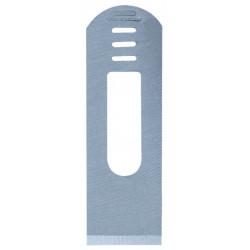 Fer de rabot simple 35 mm (60) de marque STANLEY, référence: B4127100