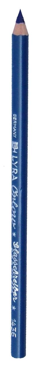 Crayon gras bleu