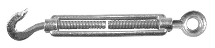 Tendeur à crochet Ø 10 mm