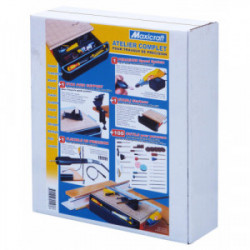 Atelier de perçage de précision speed-system de marque MAXICRAFT, référence: B4147700