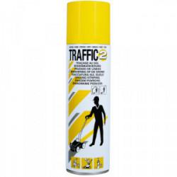 Peinture de marquage permanent jaune de marque OUTIFRANCE , référence: B4163900