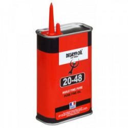 Huile vaseline pure en burette de 250 mL de marque DEGRYP OIL, référence: B4164200