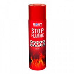 Aérosol Stop flamme pour départ de feu 500 g de marque Ront, référence: B4164500