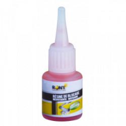 Résine de blocage en flacon de 5 mL de marque Ront, référence: B4165300