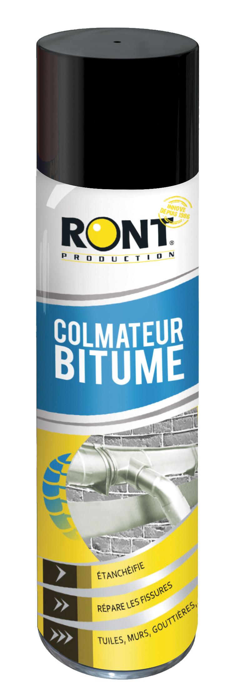Colmateur bitume en aerosol de 500 mL