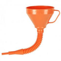 Entonnoir professionnel flexible à bec souple avec filtre - Ø 160 mm de marque OUTIFRANCE , référence: B4170200