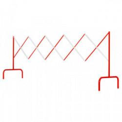 Barrière de chantier extensible 2,30m de marque OUTIFRANCE , référence: B4172600