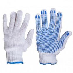Gants de manutention tricotés en polyester et coton de marque OUTIFRANCE , référence: B4188700