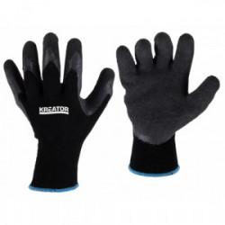 Gants de protection d'hiver de marque Kreator, référence: B4189000