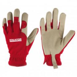 Gants multi-usages femme - taille 8 de marque Kreator, référence: B4189600
