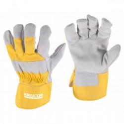 Gants de manutention Docker pro - taille 10 de marque Kreator, référence: B4191600