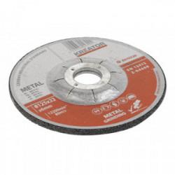 Disques à ébarber - métaux - Ø 125 x 6 mm - 3 pièces de marque Kreator, référence: B4209200