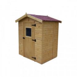 Abri panneaux bois 16 mm avec plancher / 1,83 m2 de marque HABRITA, référence: J4214100