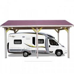 Carport pour camping-car de marque HABRITA, référence: J4220000
