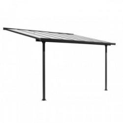Toit terrasse aluminium 9,21 m² de marque HABRITA, référence: J4223500