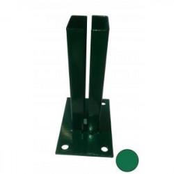 Platine VERT pour poteaux carrés de Portillons de marque FILIAC , référence: J4267300