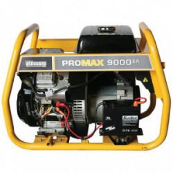 Groupe électrogène professionnel PROMAX9000EA - 7000 W de marque BRIGGS & STRATTON, référence: B4275000