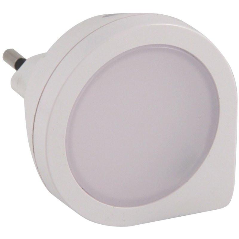 Veilleuse crépusculaire + détecteur de mouvement 9 LED avec capteur 1,8W