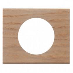 Celiane plaque 1 poste chêne blanchi de marque LEGRAND, référence: B4286200