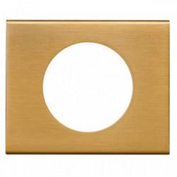 Celiane plaque 1 plaque bronze dore de marque LEGRAND, référence: B4286500