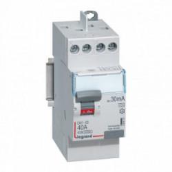 Interrupteur différentiel bipolaire 40A - 30mA - HPI de marque LEGRAND, référence: B4290600