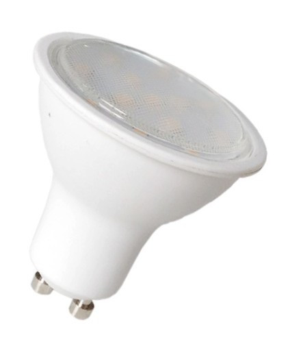 LED blister 1 ampoule spot GU10 6W 500 lumens 2.8W