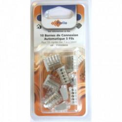 10 bornes automatiques 5 fils de marque PROFILE, référence: B4295200