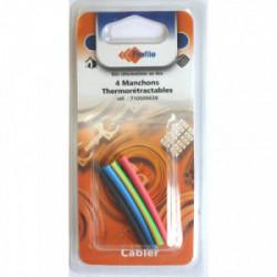 4 manchons thermoretractables de marque PROFILE, référence: B4296100