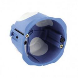 Boîtier d'encastrement no air diamètre 67 mm profondeur 40 mm de marque BLM, référence: B4304800