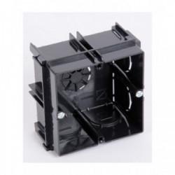 Boîte d'encastrement à sceller 65x65mm profondeur 40mm de marque BLM, référence: B4305100