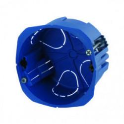 Boîte encastrée multi matériaux diamètre 65-67mm profondeur 40mm de marque BLM, référence: B4306000