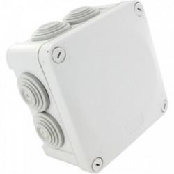 Boîte de dérivation carrée étanche 105x105mm de marque BLM, référence: B4306700