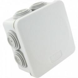 Boîte de dérivation carrée etanche 80x80mm de marque BLM, référence: B4307000