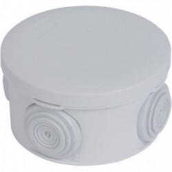 Boîte de dérivation étanche de diamètre 70mm et de profondeur 35mm de marque BLM, référence: B4307200