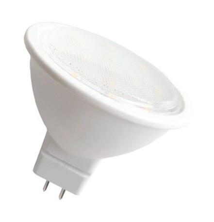 LED blister 1 ampoule spotGU5.3 4W 300 lumens 2.8K